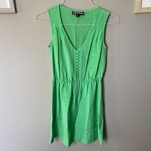 Green Anlo Dress - Small